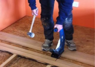 Wood Flooring Installation and Maintenance Training